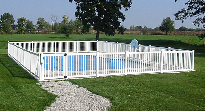Pvc Pool Fencing By Enduratech
