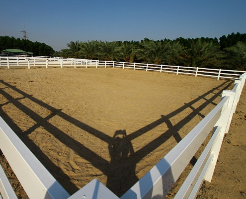 PVC Ranch & Horse Rails