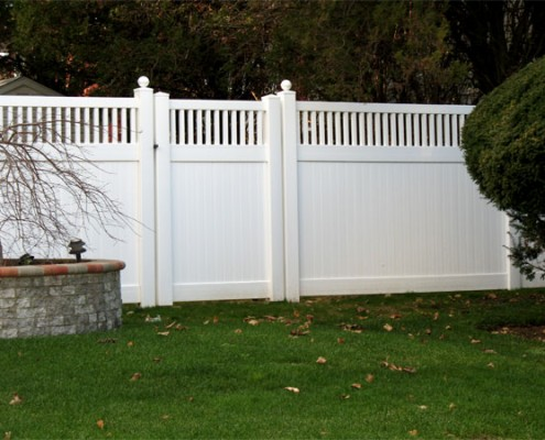 PVC Gate or Door