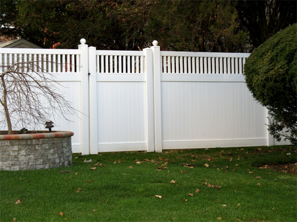 Pvc Driveway Gates Fence And Gates At Enduratech