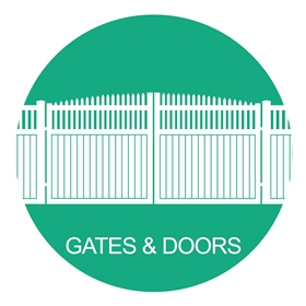 DRIVEWAY GATES AND DOORS