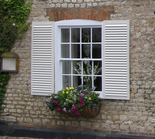 Custom Sliding Pvc Window Shutters By Enduratech