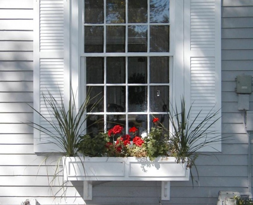 Custom sliding pvc window shutters by enduratech for Exterior window weather protection